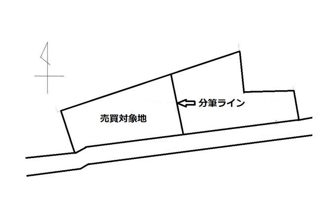 【土地図】鉾田市舟木土地