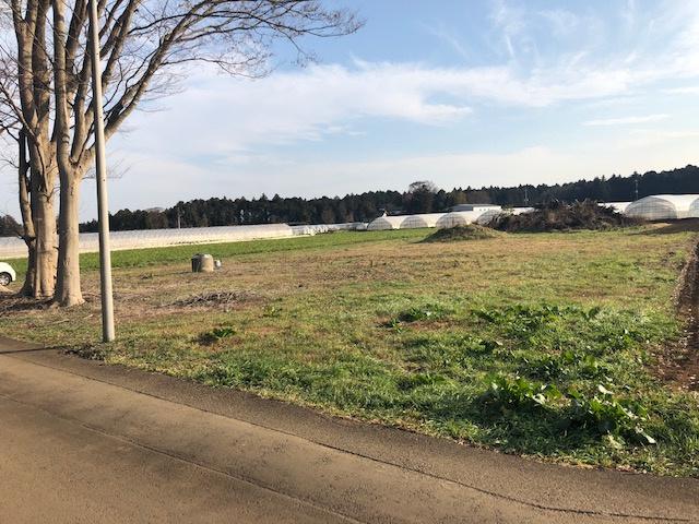 【展望】鉾田市舟木土地