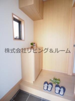 【玄関】HONOIE