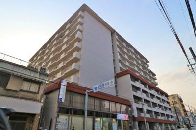 【現地写真】 総戸数188戸のマンションです♪