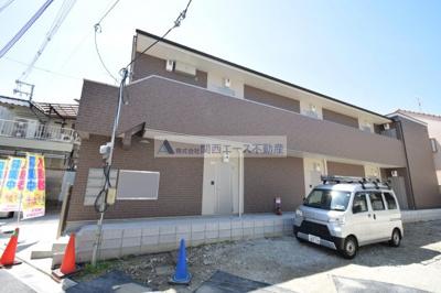 【外観】F+style若江本町2号館