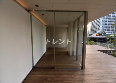 【セキュリティ】カナルフロント芝浦