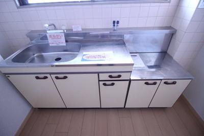 【キッチン】上田マンション