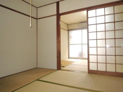 【居間・リビング】松山荘