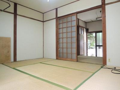 【寝室】松山荘