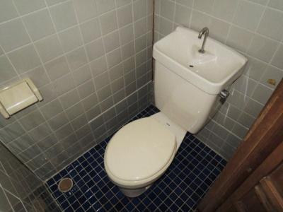 【トイレ】松山荘