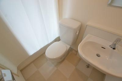 【トイレ】スパンキーギャレット