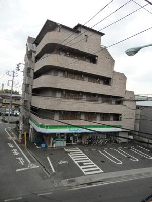 【外観】フルール狛江