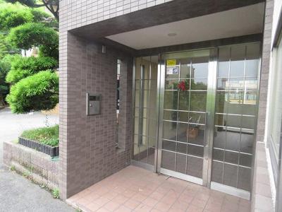 【エントランス】グリーンハイツ豊川2