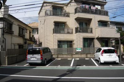 【外観】篠駐車場(上板橋)