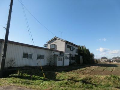 【外観】川島農地付き住宅