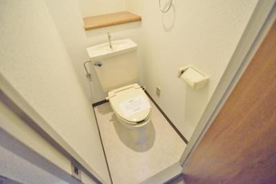 【トイレ】サンハイム天美