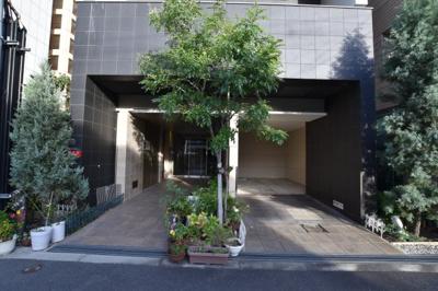 【エントランス】レジデンス・スエヒロ上本町