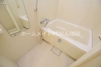 【浴室】レジデンス・スエヒロ上本町