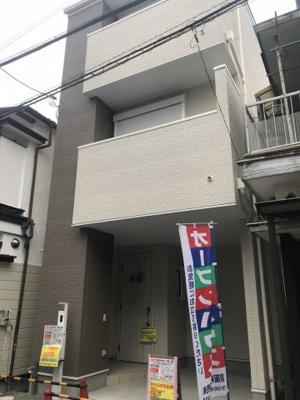 【外観】摂津市浜町 新築一戸建