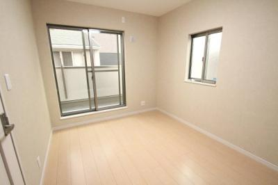 【施工例】実際に建築したお家の洋室です。
