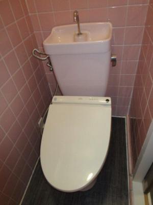 【トイレ】向島町一戸建