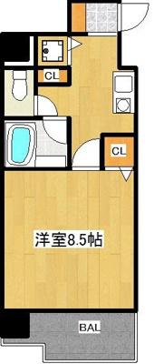 【外観】シャルマン新大阪