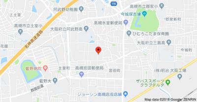 【地図】ブロッサム氷室