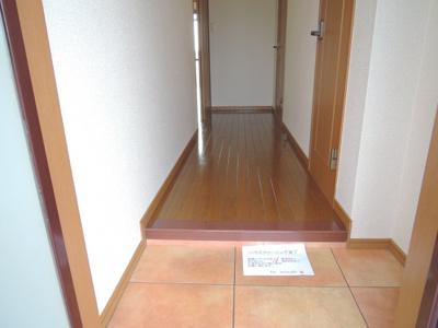 【玄関】ブロッサム氷室
