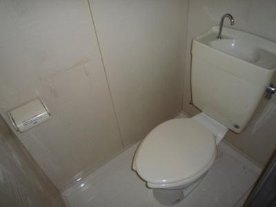 【トイレ】メルヘンハイツ大久保