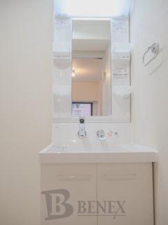 リーノ新宿若松町の独立洗面台です