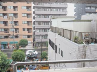 リーノ新宿若松町の展望です