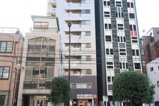 リーノ新宿若松町の外観です