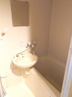 【浴室】ジョリーアビタ白峰