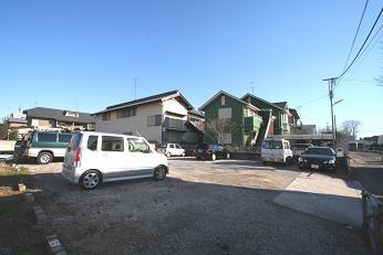 【外観】武田駐車場