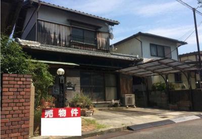 昭和53年築の家です。