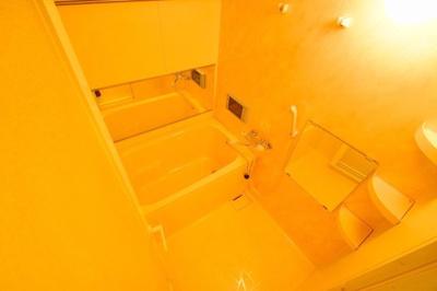【浴室】アローフィールズ貮番館