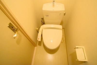 【トイレ】アローフィールズ貮番館