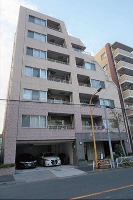 【外観】エクセレント菊川 72.34平米 平成16年築 菊川駅6分
