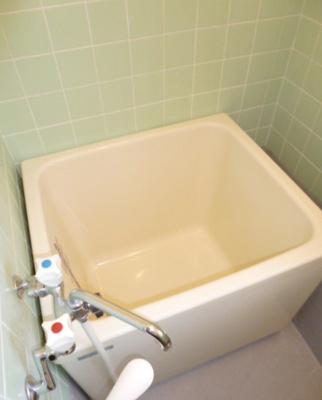 【浴室】スカイコーポ