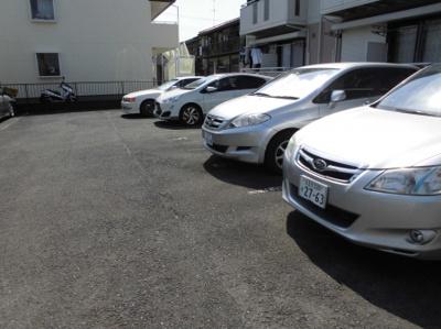 【駐車場】サンコーポ