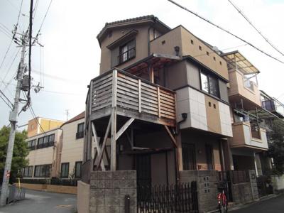 【外観】土橋町貸家(一部分)