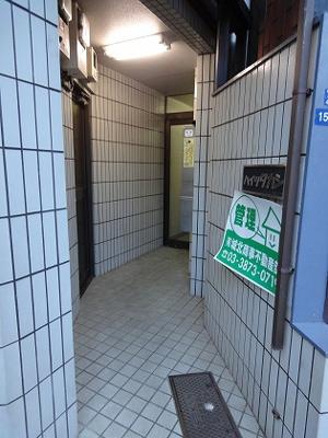 上野の賃貸物件。ハイツ隆