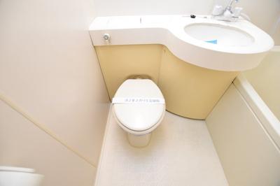 【トイレ】プレアール日本橋II