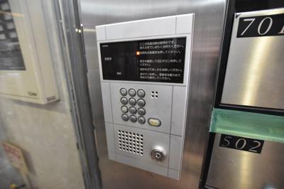 【セキュリティ】プレアール日本橋II
