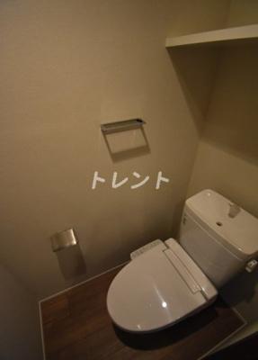 【トイレ】グランドプレシア芝浦