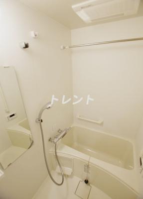 【浴室】リビオメゾン飯田橋