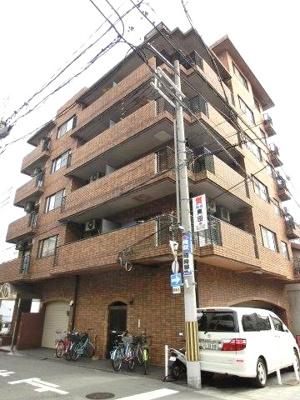 メゾンドール昭和 平成1年築 RC造 6階建