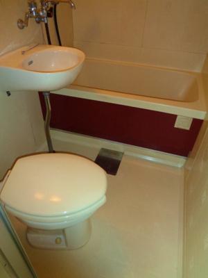 【浴室】サンプラザ照ヶ丘A棟