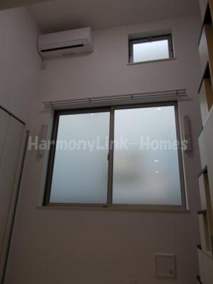ハーモニーテラス三園Ⅱの個人の部屋や寝室として使える洋室です☆