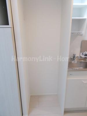 ハーモニーテラス三園Ⅱの収納スペース(冷蔵庫おきば)☆