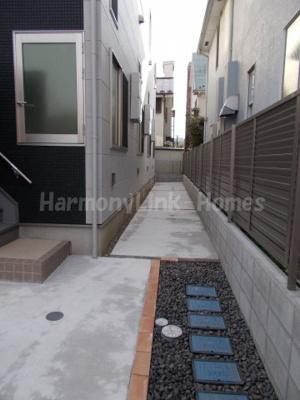 ハーモニーテラス三園Ⅱの駐輪スペース☆