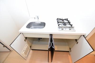 【キッチン】エステムコート難波サウスプレイスⅢラパーク