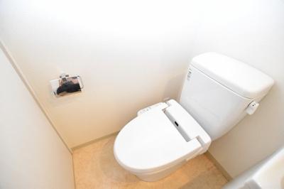 【トイレ】エステムコート難波サウスプレイスⅢラパーク
