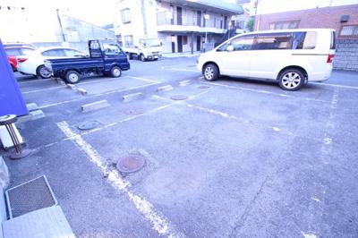 【駐車場】ハイツ田中2